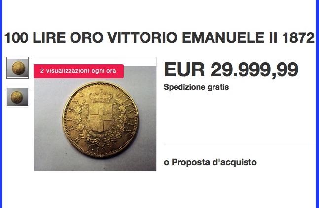 Le monete che valgono di più