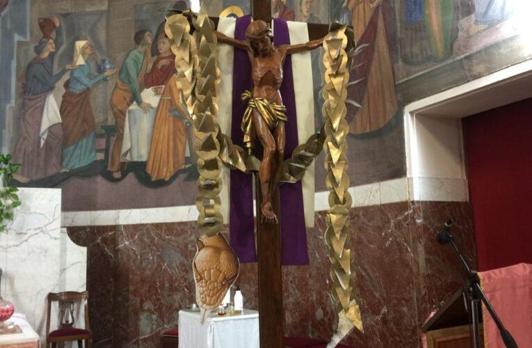Come il serpente di Mosè, così anche Cristo…